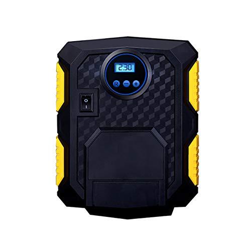 Hinchador Bomba De Aire Electrica Piscina Inflable Hinchable - Compresor Bomba De Aire Sin Cable Automática Rechargeable Moto, Bomba Eléctrica Inflador Infladora De Neumático Aire Patinete