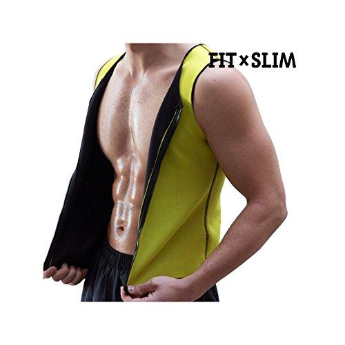 Gilet sportivo x-tra sauna mannen ́s pak vest fit x slank (1000046127)