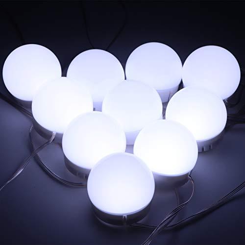 ffu Luz De Espejo, Luz De Espejo LED 10 Bombillas LED