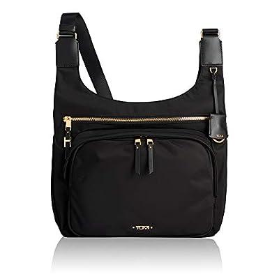TUMI - Voyageur Siam Crossbody Bag - Messenger Bag for Women - Black