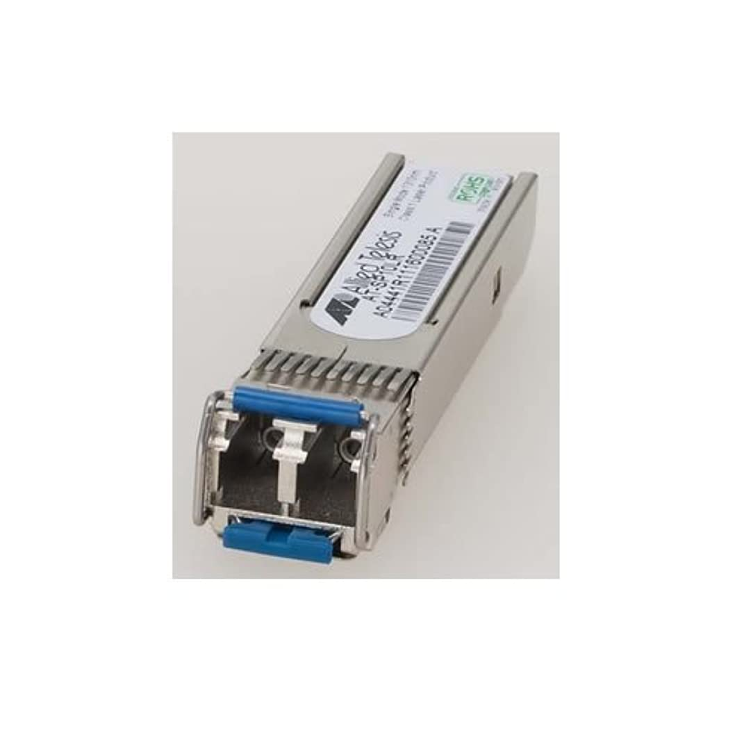 等々透けるウェブアライドテレシス AT-SP10LR-X1 SFP+モジュール 0767RX1