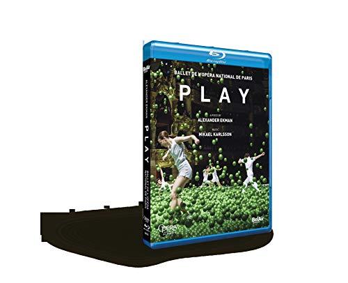 Karlsson;Ekman:Play [Various] [Belair Classiques: BAC555] [Blu-ray]