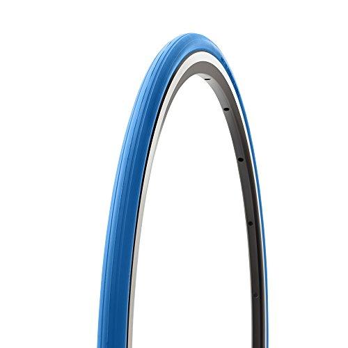 Neumático para rodillos de entrenamiento Tacx T1390, Cubierta, Unisex, Azul, 700 x 23c