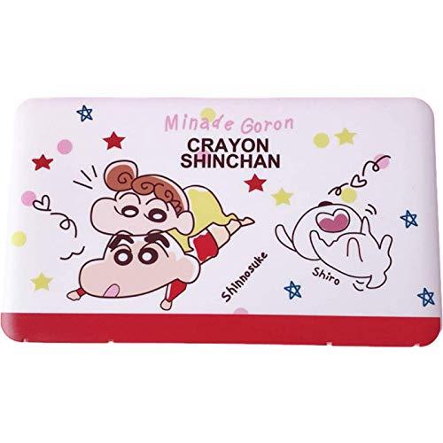 unknow Mask Storage Box, 5 Portable Cartoon Waterproof Storage Boxes, Oronasal Mask Temporary Storage Folder