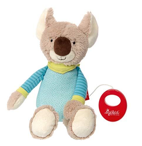 sigikid Peluche Musicale Koala Multicolore