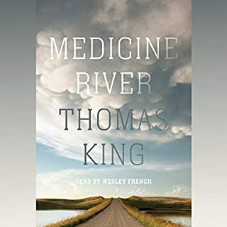 Medicine River cover art