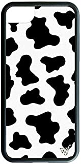 Wildflower Limited Edition iPhone Case for iPhone 6, 7, or 8 (Moo Moo) (Renewed)
