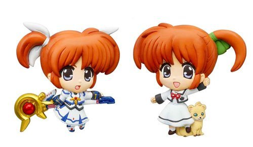 Lyrical Nanoha: The Movie 1st - Mascot Relief aimant (Display of 12)