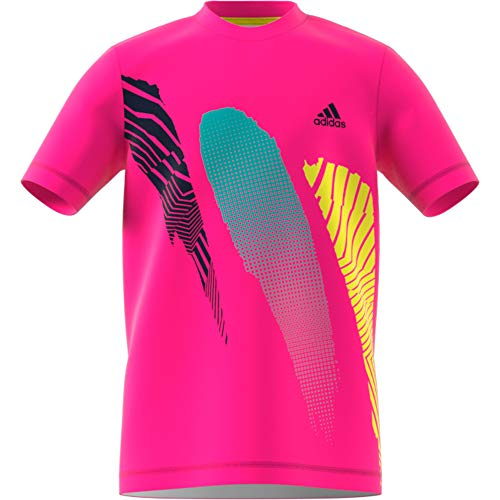 adidas B Seasonal tee Camiseta, Niños, rossho, 152 (11/12...
