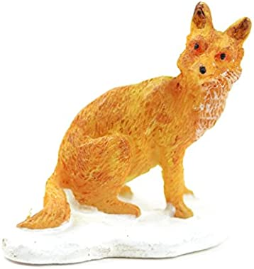"""Touch of Nature® Miniature Fox 1.25"""" 1pc"""