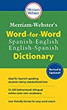 Merriam-Webster's Word-for-Word Spanish-English Dictionary, New Edition, 2021 Copyright, Mass-Market Paperback (Multilingual Edition)