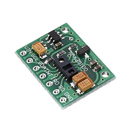 ffzhushengmy Electronics Module Parts MAX30100 Heart Rate Sensor Module Heartbeat Sensor Oximetry Pulse Oximeter Ultra-Low Power Consumption for 5pcs