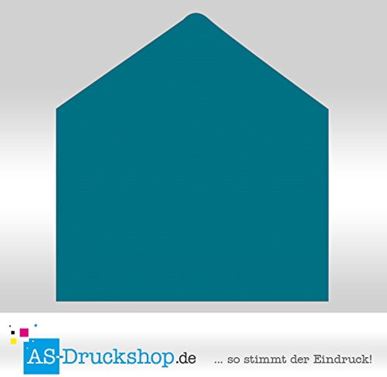 Briefumschlag   KuGrün DIN C4  Petrol  - 50 Stück B01GVS9ZCS  | Elegantes Aussehen