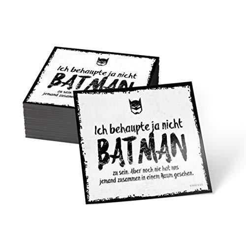 how about tee Ich behaupte ja Nicht, Batman zu Sein. Aber noch nie hat Uns jemand zusammen in einem Raum gesehen. - Kühlschrank- / Whiteboard-Magnet