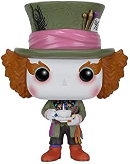 Disney Alice Wonderland (chapeleiro) - Mad Hatter Funko Pop