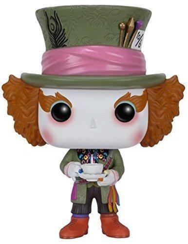 Funko 6709 No Actionfigur Disney: Alice: Mad Hatter, Einheitsgröße