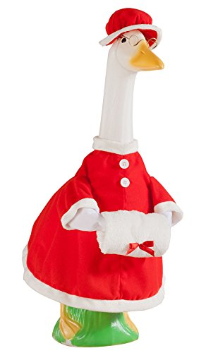 Fox Valley Traders Mrs. Claus Goose Outfit