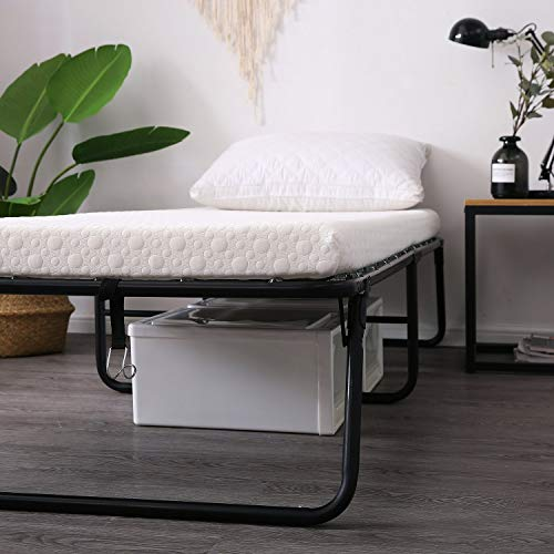 LEISUIT Rollaway Guest  Fold Out Bed
