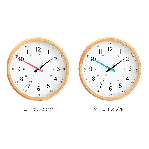 Lefurni(リファニ)『知育掛け時計ユーメル(LWー003TB)』