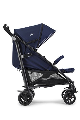 Joie Brisk LX Buggy incl. Rain Cover Midnight Navy Joie Umbrella Buggy. Can be combined with i-gemm, Gemm. Lightweight folding frame with umbrella. 5