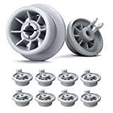 Ruedas lavavajillas de Plemont® - ruedas de lavavajillas para muchos comunes lavavajillas de Bosch,...