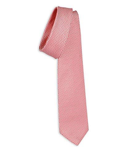 ESCLUSIVO ITALIANO Herren Krawatte Pink Hummerrot onesize