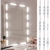 Lphumex Hollywood Style 10ft Ultra Bright Vanity Make Up Light (Mirror Not Included)