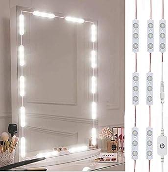 Lphumex Hollywood Style 10ft Ultra Bright Vanity Make Up Light