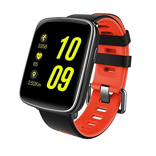 Smart Armband Activiteit Tracker, Waterdichte Fitness Horloge Hartslagmeter Stap Counter Calorie Counter Kids Vrouwen Mannen Horloge Bluetooth Wris Tbandracker Smartphone,A3