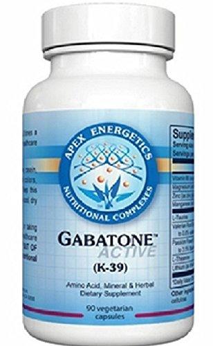 Apex Energetics - Gabatone Active (K-39) 90 Capsules