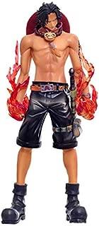 Anime Character Model Toy One Piece Ace Decorazione PVC Statua Souvenir Collezione Artigianato regalo