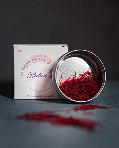 Rubin Safran | 1 Gramm Safranfäden | In...