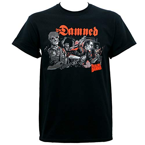 PUB The Damned ROTD Realm of The Damned Men T-Shirt S-3XL
