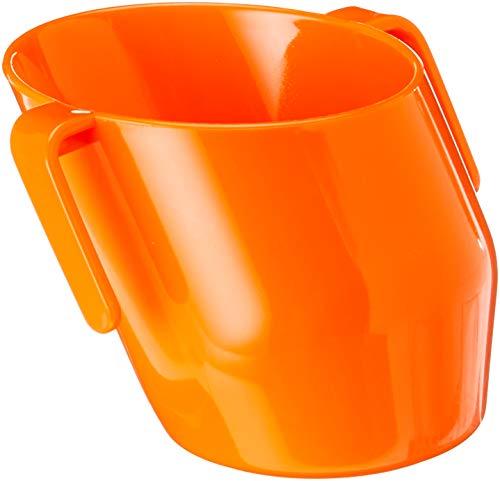 Doidy Cup 10078 - der gesunde Trinklernbecher, orange, DCOR