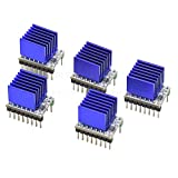 Popular 5ピースメーカーベース MKS TMC2208 2208ステッパーモーターの運転者のステップスティック V2.0 3DSGen_L Gen_L Robin Nanoのためのプリンタ部品超サイレントフィット durable