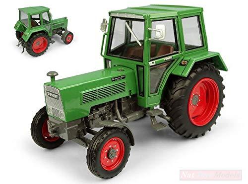 NEW UNIVERSAL Hobbies UH5314 TRATTORE FENDT Farmer 108LS 2WD W/EDSCHA Cabin 1:32