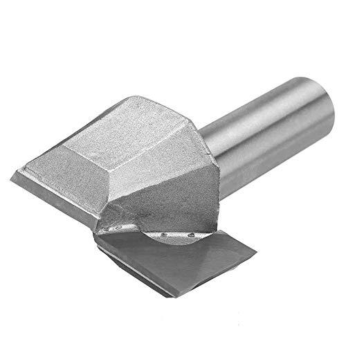 BJLWTQ Bohrschaft Abricht Bodenreinigung Holz Router Schneiden CNC-Bit 38mm 1 1/2 Zoll Drill Zubehör