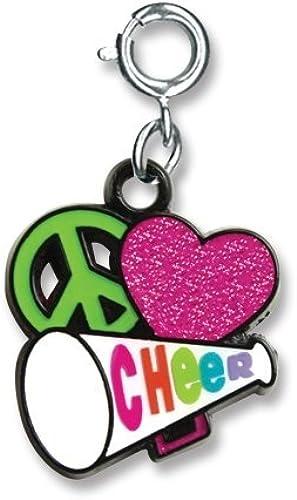 disfrutando de sus compras High Intencity CHARM IT  CHEER Cheerleading Bracelet Bracelet Bracelet Charm by High IntenCity  alta calidad y envío rápido