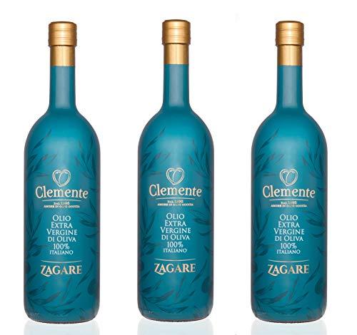 Olio extravergine di oliva 100%Italiano- Le Zagare