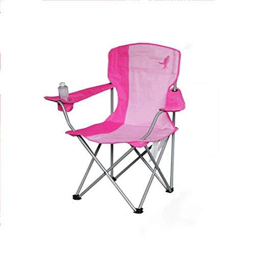 PLL Klapstoel voor buiten kijken, stoel achterrug, vrije tijd, stoel, draagbare stoel, bureaustoel, balkonstoel, vissen, stoel