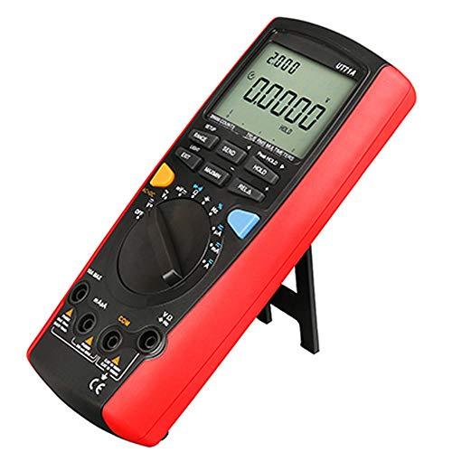 Preisvergleich Produktbild W.Z.H.H.H Elektronischer Multimeter UT71D UT71E Intelligentes True RMS-Digitalmultimeter USB-Bluetooth-Hintergrundbeleuchtung mit Vollbereichsüberlastungsschutz