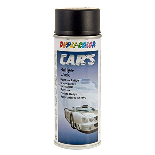 Dupli-Color 385872 Car's-Spray, 400 ml, Schwarz Matt