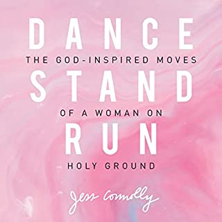 Dance, Stand, Run audiobook cover art