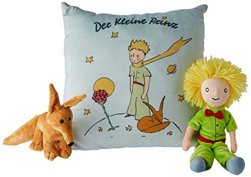 Heunec 500075 Der Kleine Prinz - Juego de peluche, diseño de El Principito