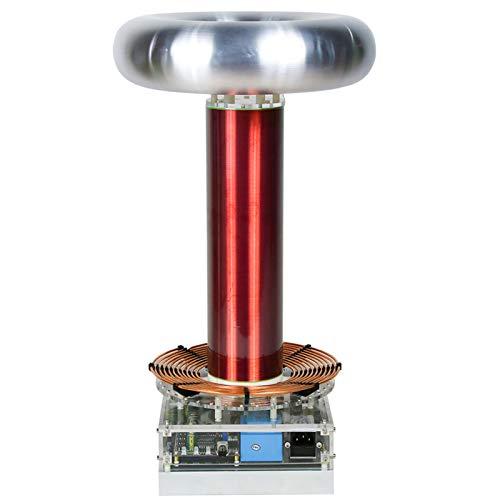 Solide Zustand Tesla-Spule Music Tesla Coil Plasma-Lautsprecher DIY-Kit Plasma Elektronische Lautsprecherset Künstliche Blitze, DIY-Experiment
