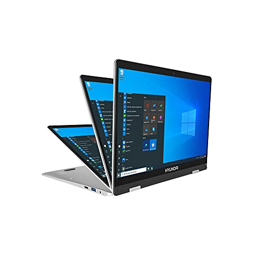 computadora laptop medion de la marca HYUNDAI