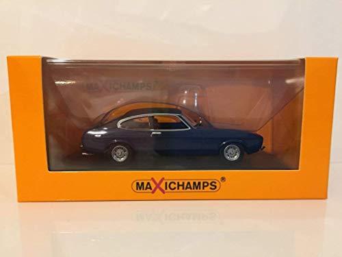 Minichamps Maxichamps 1974 Ford Capri II - Modelo de Juguete (Escala 1:43)