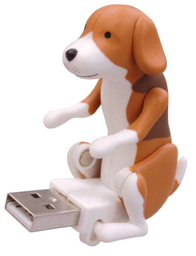 Humping Dog Brown Humping Dog USB figure (japan import)