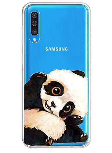 Caler Hülle Kompatibel mit Samsung Galaxy S10 Handyhülle TPU Bumper Silikon Transparent Weiche Schlank Schutzhülle Handytasche Gummi Dünn Flexibel Case Handy Soft Back Cover Handytasche