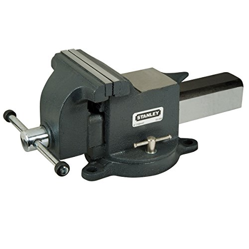 Stanley 183068 MaxSteel 150mm (6 inch) Heavy-Duty Bench Vice